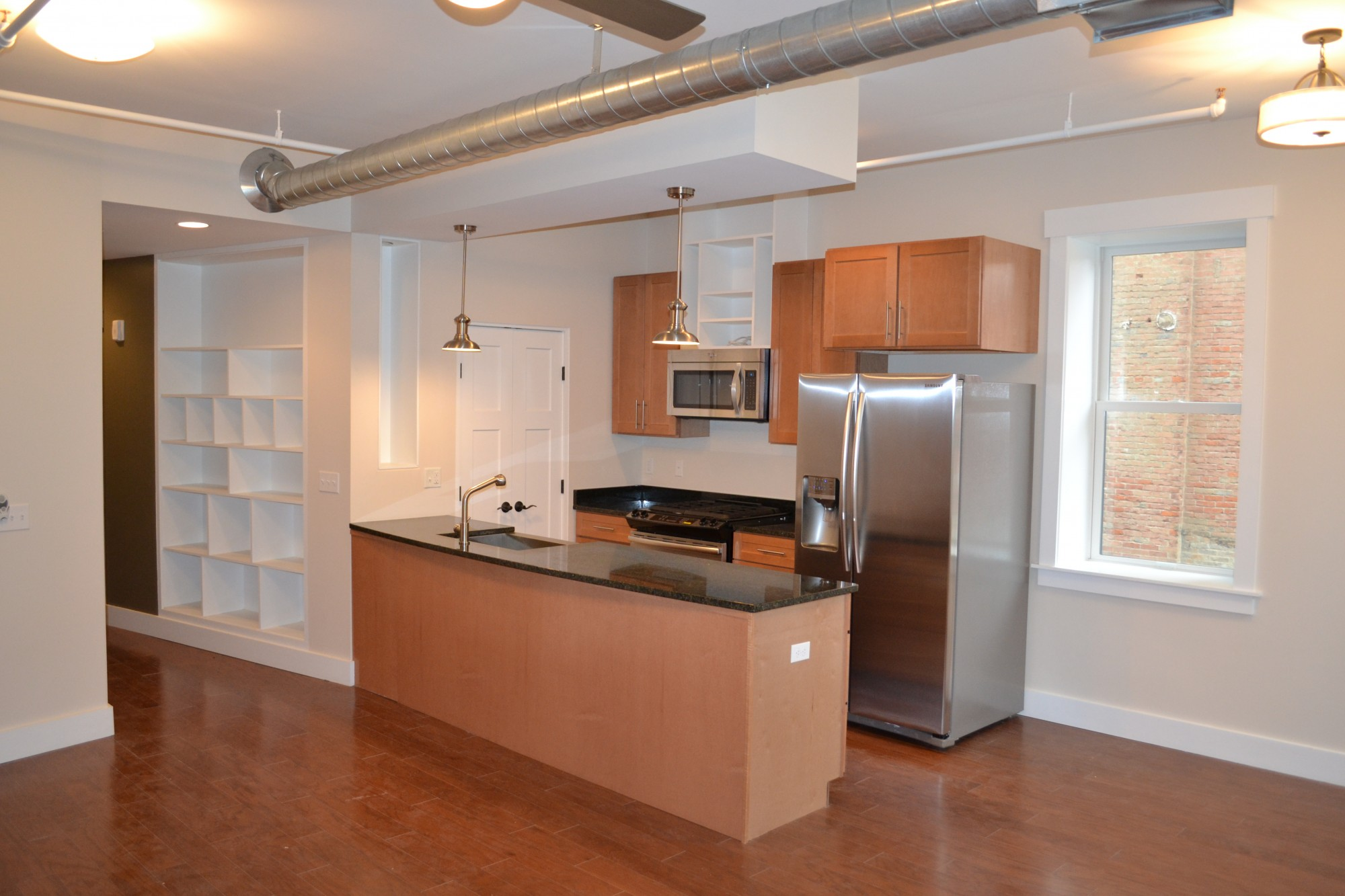 Graybach Bakery Lofts - Kitchen 2