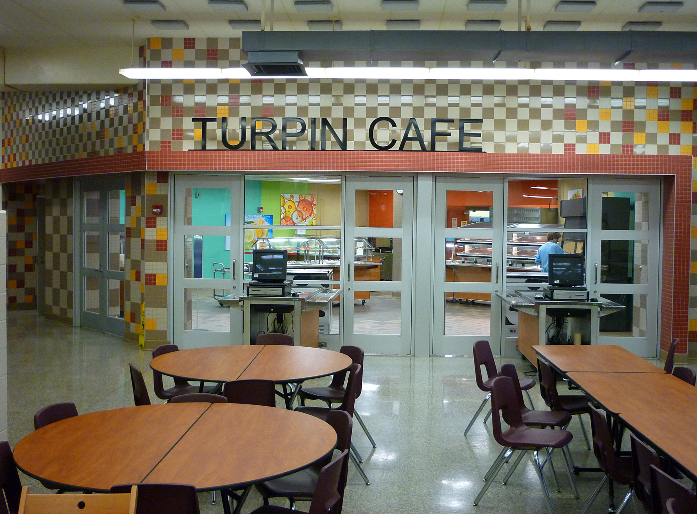 Turpin High School Anderson Interior Design Schools In Cincinnati Ohio