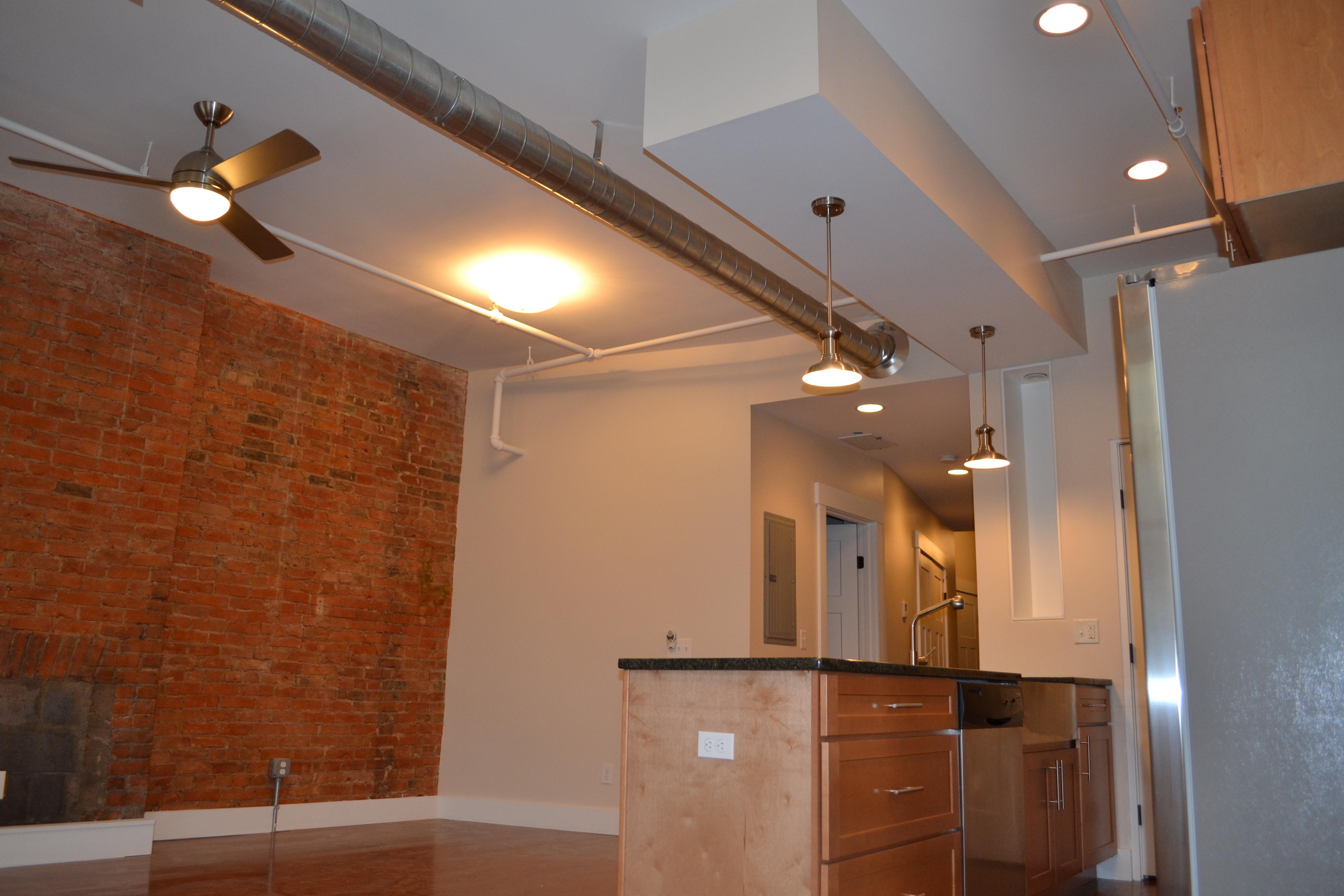 Graybach Bakery Lofts - Kitchen 1