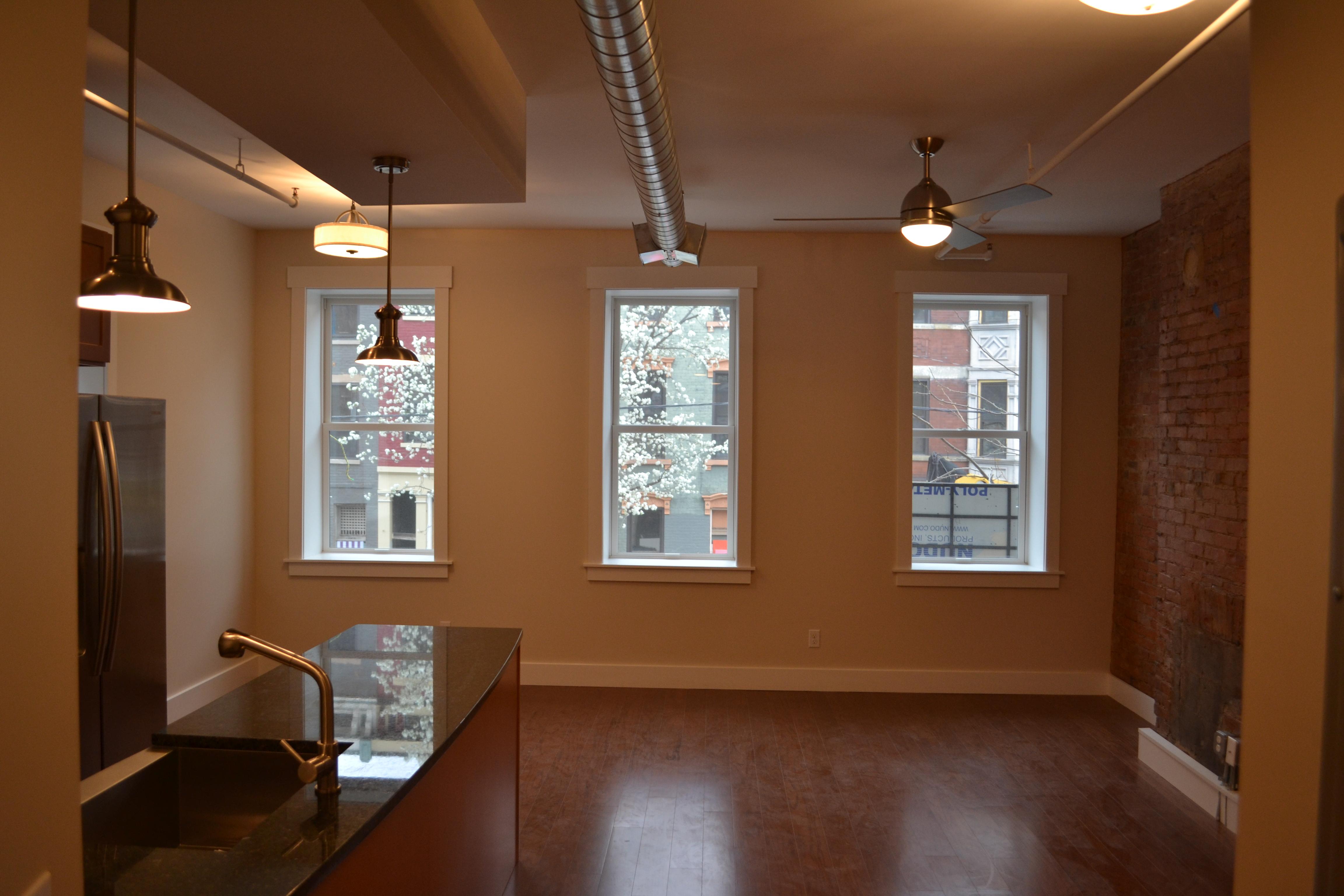 Graybach Bakery Lofts - Open Area 1