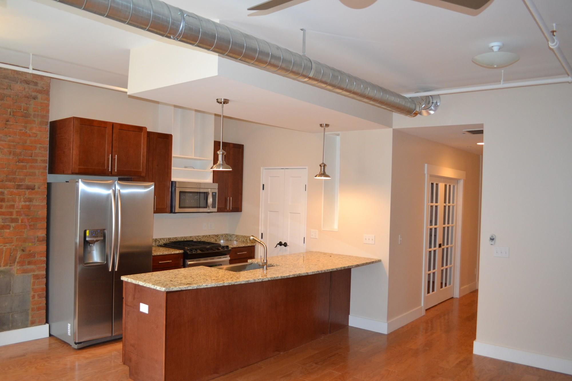 Graybach Bakery Lofts - Kitchen 3