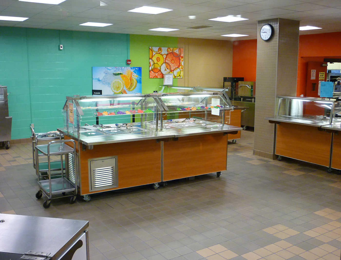 Turpin High School Cincinnati - Graybach Commercial Renovation 2